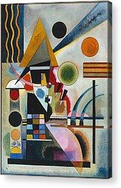 Wassily Kandinsky Acrylic Prints