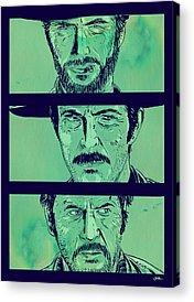 Ugly Acrylic Prints