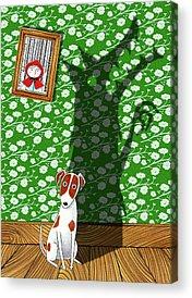 Canine Acrylic Prints
