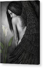 Angels Acrylic Prints