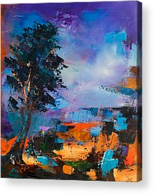 French Painter Acrylic Prints