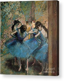 Dancers Acrylic Prints