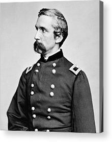 Civil War Generals Acrylic Prints