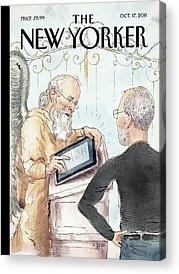 Computers Acrylic Prints