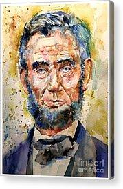 Abe Acrylic Prints