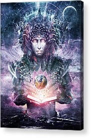 Babylon Acrylic Prints