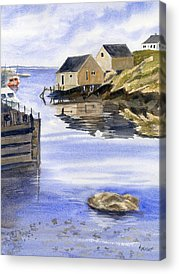 Halifax Acrylic Prints