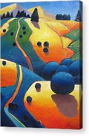 Intense Color Acrylic Prints