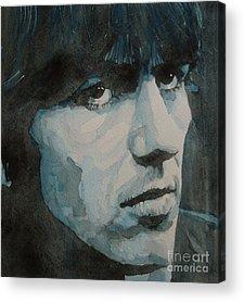 George Harrison Acrylic Prints