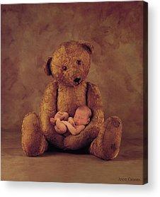 Teddy Bears Acrylic Prints