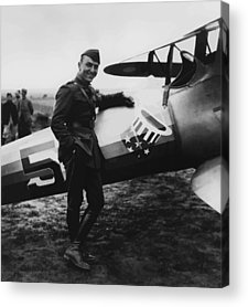 Fighter Aces Acrylic Prints