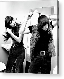 Sonny And Cher Acrylic Prints