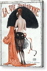 At Poster Acrylic Prints