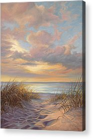 Sunset Acrylic Prints