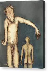Archetype Paintings Acrylic Prints