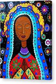 Virgin Guadalupe Acrylic Prints