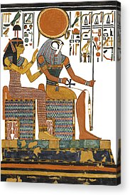 Hathor Paintings Acrylic Prints