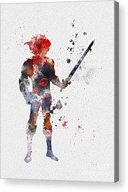 Thundercats Acrylic Prints