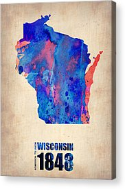 Wisconsin Acrylic Prints