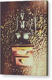 Coffee Grinder Acrylic Prints