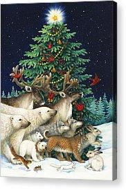 Christmas Tree Acrylic Prints