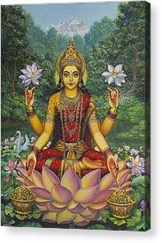 Indian Acrylic Prints