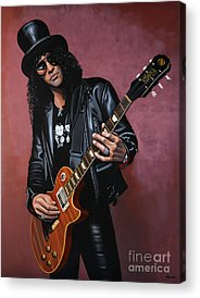 Slash Acrylic Prints