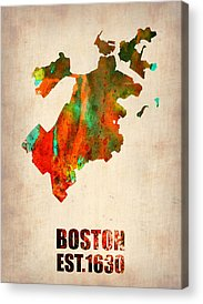 Massachusetts Acrylic Prints