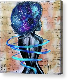 Woman Acrylic Prints