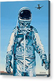 Science Fiction Acrylic Prints