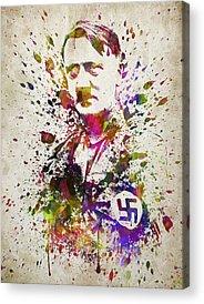 Adolf Acrylic Prints