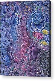 Peru Acrylic Prints