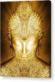 Guru Acrylic Prints