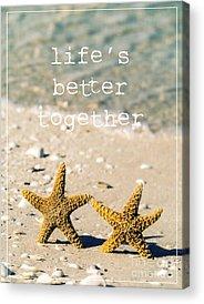 Florida Beach Acrylic Prints
