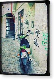 Street Acrylic Prints