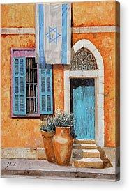 Jerusalem Acrylic Prints