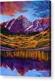 Colorado Wildlife Acrylic Prints