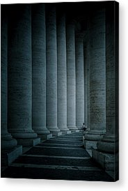 Column Acrylic Prints