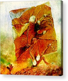 Zdzislaw Beksinski Acrylic Prints