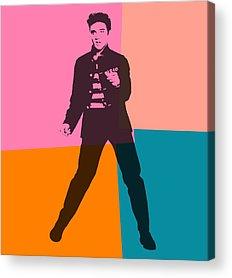 Designs Similar to Elvis Pop Art Number 2