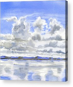 Cloud Acrylic Prints