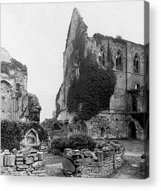 Kenilworth Castle Acrylic Prints