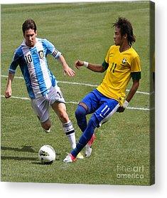 2010 Fifa World Cup Acrylic Prints