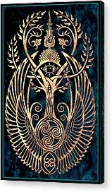 Horus Acrylic Prints