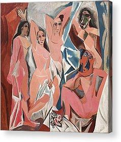 Pablo Picasso Acrylic Prints