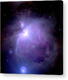 Canada-france-hawaii Telescope Acrylic Prints