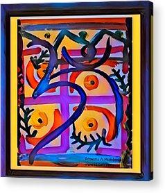 Rizwana Acrylic Prints