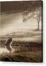 Rowboat Acrylic Prints