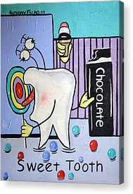 Dental Art Acrylic Prints