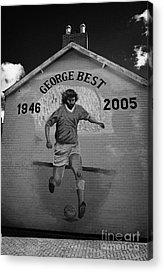 George Best Acrylic Prints